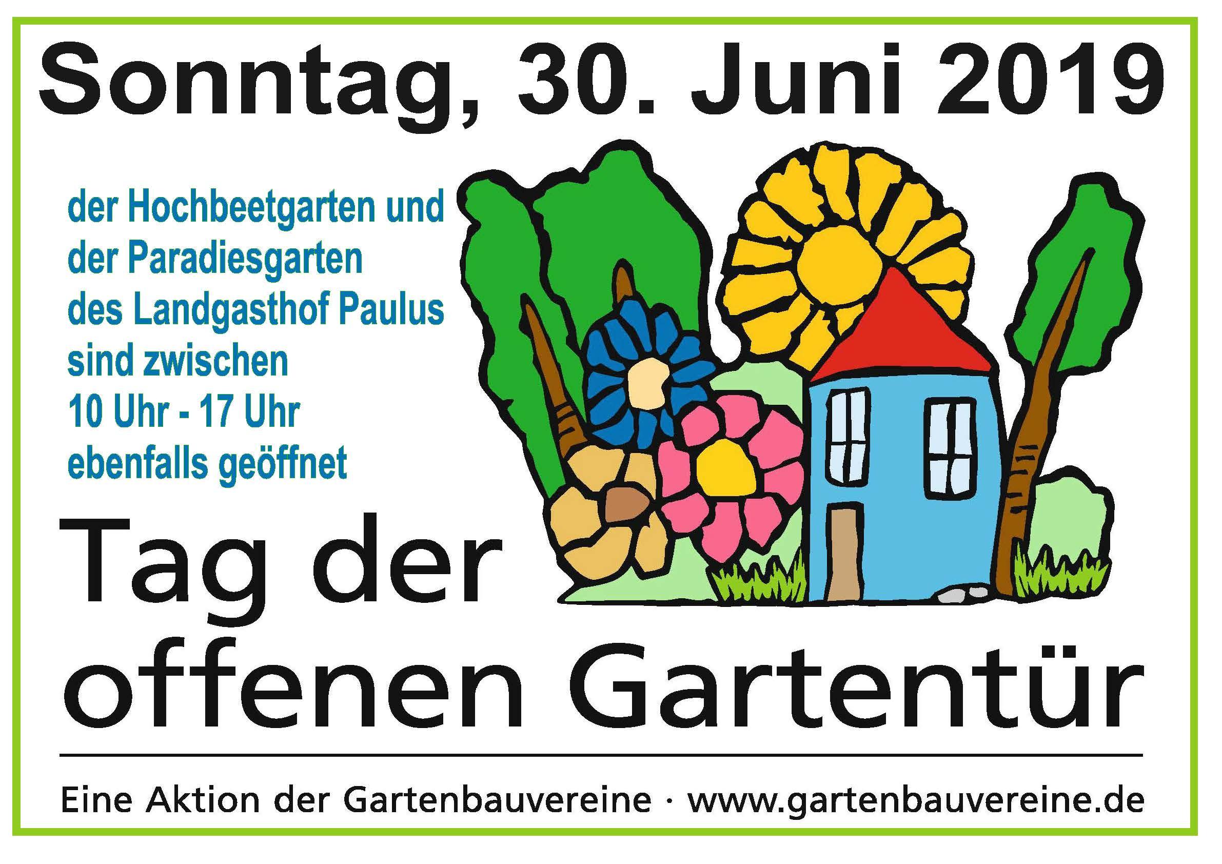 Landgasthof Paulus Newsletterarchiv